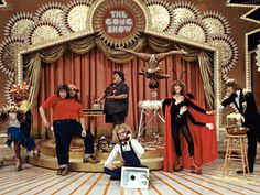 """The Gong Show!  Do you remember """"Gene, Gene, the Dancing Machine?"""""""