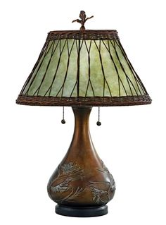Quoizel MC120T Highland Bronze Table Lamp On Sale Now. Guaranteed Low Prices. Call Today (877)-237-9098.