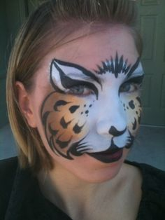1000+ images about Face Painting - Zoo Animals on ...