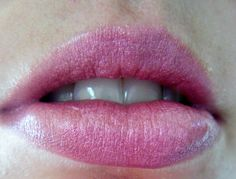 MAC 'Creme De La Femme' lipstick. www.dolly-dowsie.blogspot.ie