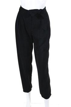 Clothing, Shoes & Accessories Pants J Crew Martin Army Green Slim Women Cropped Dress Trousers Pants 10p 30 X 23 Eu