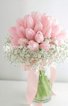 Trendy wedding bouquets pink tulips Ideas Gardens are don't just for lawns and house Perform fields, but can also … Pink Tulips, Tulips Flowers, Simple Flowers, Beautiful Flowers, Pastel Flowers, Flowers Nature, Fresh Flowers, Bridal Flowers, Flower Bouquet Wedding