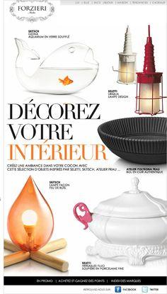 Décorez votre intérieur - Novembre 2012