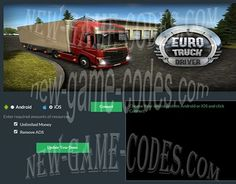 """Check out new work on my @Behance portfolio: """"Euro Truck Driver Hack Tool Cheats"""" http://be.net/gallery/33945174/Euro-Truck-Driver-Hack-Tool-Cheats"""