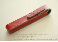 Limited Edition/ Handmade waterman serenite leather par dextannery