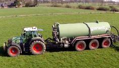 Mest rijden met Fendt 926 Vario, Kotte Garant, Bomech door Loonbedrijf T...