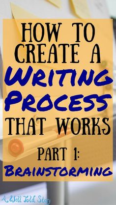 There tend to be two schools of thought for brainstorming: pantsing and plotting. Here are some tips to help you figure out what& right for you! Pre Writing, Fiction Writing, Writing Help, Writing Skills, Writing A Book, Improve Writing, Teaching Writing, Writing Corner, Writing Goals