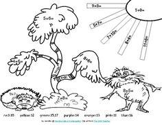 107 best Dr. Seuss images on Pinterest | Preschool, Activities and ...