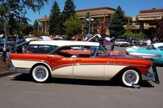 1957 Buick Wagon Maintenance of old vehicles: the material for new cogs/casters/gears could be cast polyamide which I (Cast polyamide) can produce Buick Wagon, Buick Cars, Vintage Cars, Antique Cars, Station Wagon Cars, Old American Cars, Buick Roadmaster, Lifted Ford Trucks, Abandoned Cars