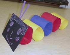 3-d shapes craft - cylinders