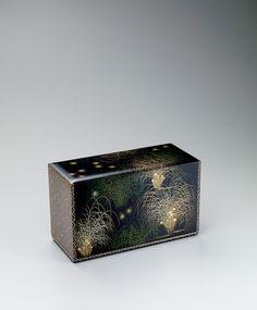 写真:沈金箱「叢の響」