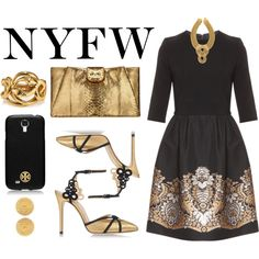 """Pack for New York Fashion Week"" by angela-windsor on Polyvore-maybe for an evening wedding"