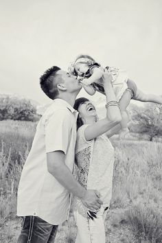 Family of three pictures by ShaiLynn photography