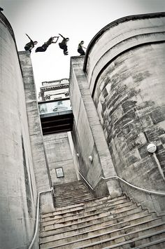 Incredible World of Parkour - My Modern Metropolis