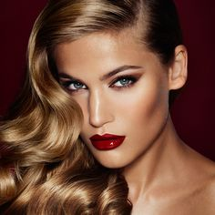 No one does classic glamour quite like @ctilburymakeup