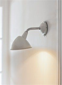 For ambient multi directional lighting throughout the home indulge in a stylish collection of Cheyne Wall Light in Chalk.