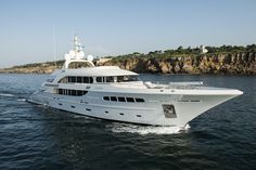 Nassima Yacht Built in 2012, Nassima  Luxury Accommodations  Built in 2012, Nassima, the new Acico Yachts jewel, impresses with its stylish exterior design, sumptuous comfort & state of the art equipment.