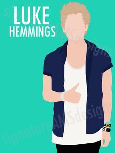 Minimalist Digital Artwork of 5 SECONDS OF by signatureAMSdesigns - ashton | ashton irwin | print | poster | 5sos | 5 seconds of summer | merchandise | 5sosmerch | minimalist | Calum hood | luke hemmings | Michael Clifford | 5sosfam | don't stop | she looks so perfect | etsy | brand | band | love | funny |