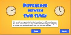 This is a really good elapsed time game! There's much more on this site about elapsed time, including a video!
