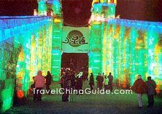 Harbin Ice and Snow Festival, China