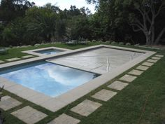 automatic pool cover photo - Google Search