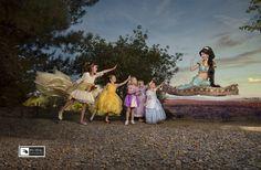 Disney Princess Blinkit Event.