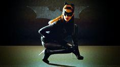 Anne Hathaway Catwoman III by Dave-Daring on DeviantArt Anne Hathaway Catwoman, Batman, Superhero, Female, Heroines, Black, Desktop, Hands, Wallpapers