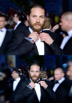 tomhardyvariations:    can't handle anymore of this. mon dieu.