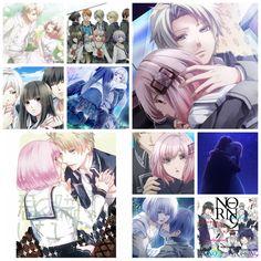 #anime #norn9 #love #girl #boy #kakeru #koharu