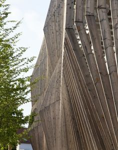 Parking in Soissons - Jacques Ferrier Architectures