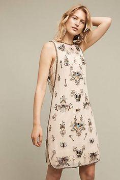 Beaded Foret Dress