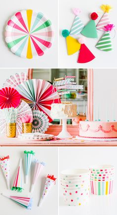 """""""It's A Party"""" Party Collection By Sweet Lulu 
