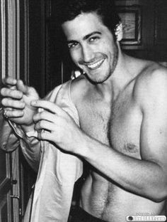 Jake Gyllenhaal. Holy shit.