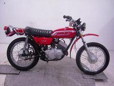 eBay: 1972 Kawasaki F7A 175 Unregistered US Import Barn Find Classic Restoration Proj #motorcycles #biker