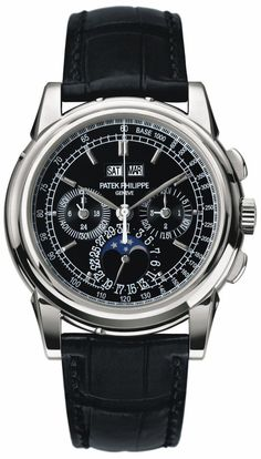 bfa9b272dc0 Patek Philippe Perpetual Calendar in White Gold. The Patek Philippe 5970 is  a thoroughly modern interpretation of Patek s classical pairing of the  perpetual ...