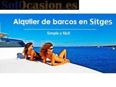 #ALQUILERDEVELEROS EN SITGES | Veleros | #Sitges | #Barcelona solocasion.es owl.li/ReySQ