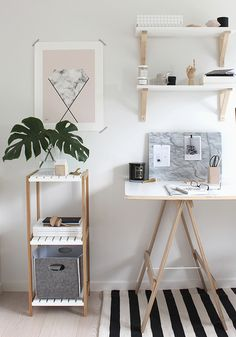 3 Fair Cool Tricks: Minimalist Bedroom Interior Home Office warm minimalist home lamps.Minimalist Home Essentials List minimalist home with children floors.Minimalist Home Plans Life. Home Office Inspiration, Workspace Inspiration, Office Inspo, Office Ideas, Office Setup, Office Lighting, Office Table, Home Office Design, Home Office Decor