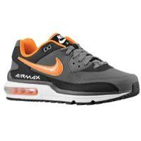 Nike Air Max Wright - Men's - Grey / Orange