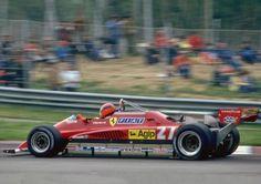 Bosica : Kit Ferrari 126 - G. Ferrari Scuderia, Ferrari F1, Ferrari Racing, Le Mans, Belgian Grand Prix, Gilles Villeneuve, Race Engines, Formula 1 Car, F1 Racing