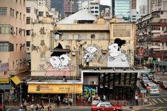 Intervenção em Hong Kong