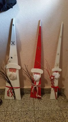 Wood Crafts Christmas Santa 66 Ideas For 2019 Christmas Wood Crafts, Christmas Signs, Homemade Christmas, Rustic Christmas, Christmas Art, Christmas Projects, Winter Christmas, Holiday Crafts, Christmas Ornaments