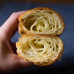 #PatisserieWeek Recipe No.10 The iconic croissant, a perfect laminated flaky pastry. British Bake Off