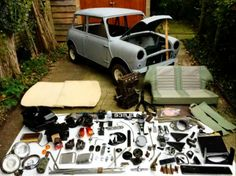 Mornin Miniacs Tell you what folks, these Airfix kits are getting more & more detailed & Lifelike aren't they... lol Have a great day folks