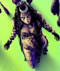 Enchantress #Suicide_Squad More