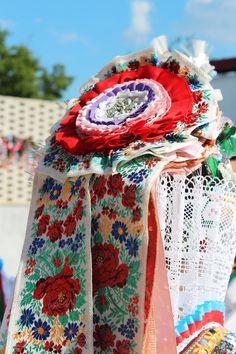 Moravian traditional folk costume