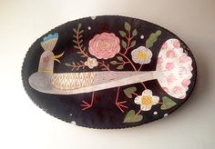 Makoto Kagoshima's Ceramic Plates.