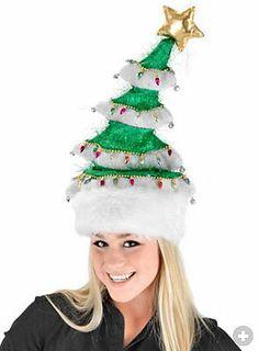 Christmas Tree Cap - maskworld.com