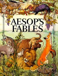 Aesops Fables by Jerry Pinkney - Best books for children - fairy story.jpg
