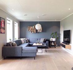 Classy Living Room, Living Room Decor Cozy, New Living Room, Living Room Modern, Living Room Sofa, Home And Living, Living Room Designs, Flat Interior, Home Interior Design