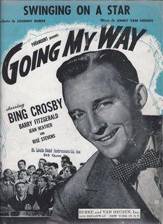 Swinging On a Star, Bing Crosby